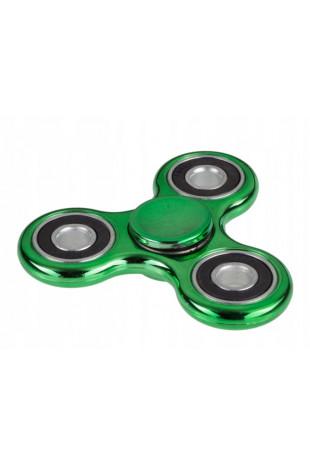 Hand fidget spinner zielony...