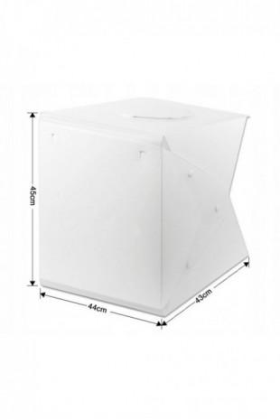 Namiot bezcieniowy 40cm LED...