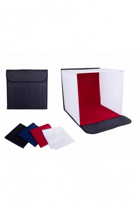 namiot bezcieniowy 50 cm photobox