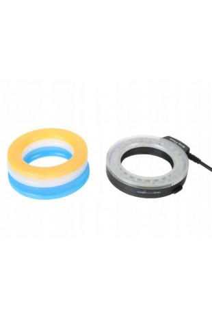 Lampa pierścieniowa ring...