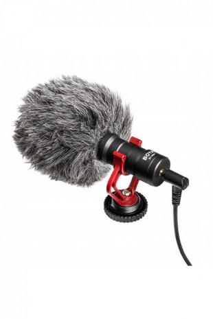 Mikrofon pojemnościowy BOYA...