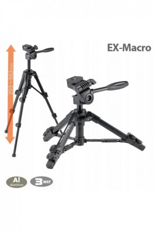Statyw Velbon EX-macro