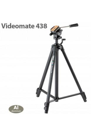 Velbon Videomate 438 statyw...