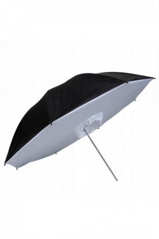 Softbox parasolka srebrna...