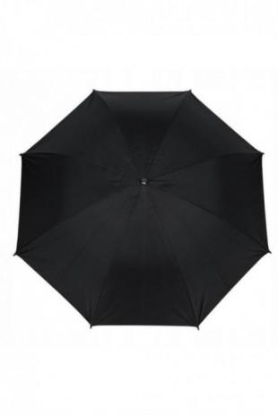 Parasolka 84 czarna srebrna...