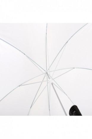 Biały parasol foto 84...