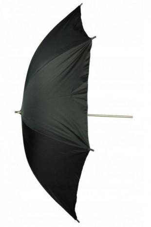 Parasolka 110cm srebrna...