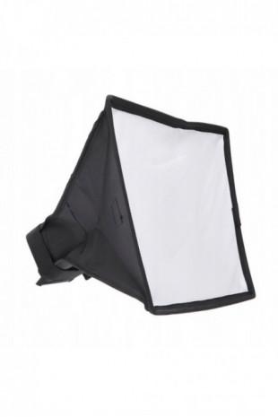softbox 20x30 na lampę błyskową
