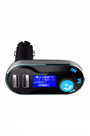 Transmiter LED FM bluetooth...