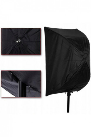 Softbox 50x70 parasolka...