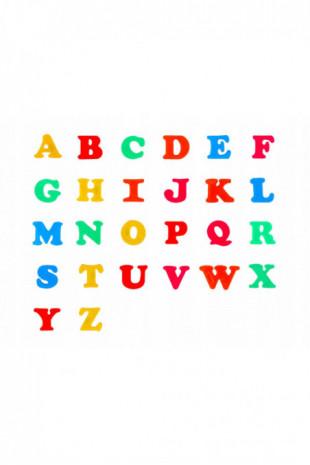 Magnesy na lodówkę alfabet...