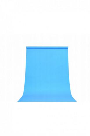 Tło foto błękitny 1,6x5m...