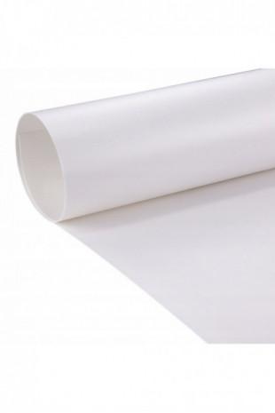 Białe tło mat 100x200 pvc...