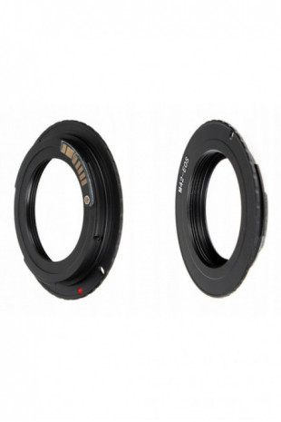 Redukcja M42 Canon adapter...