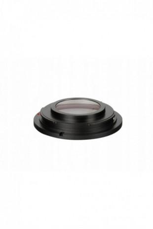 Redukcja M42 Nikon adapter...