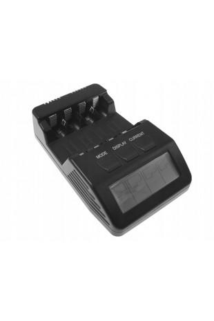 Ładowarka BC900 LCD AA R6...