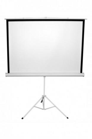 Ekran projekcyjny statyw...