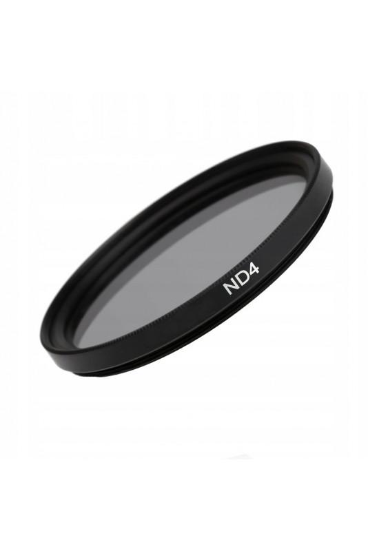 Filtr połówkowy ND4 58mm