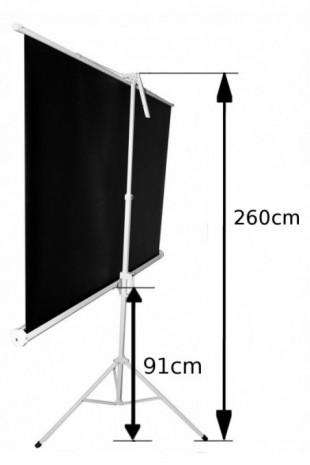 Ekran projekcyjny 200x150...