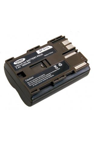 Akumulator bateria BP511a...