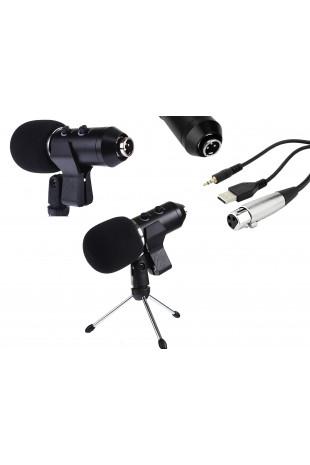 Mikrofon kardioidalny...