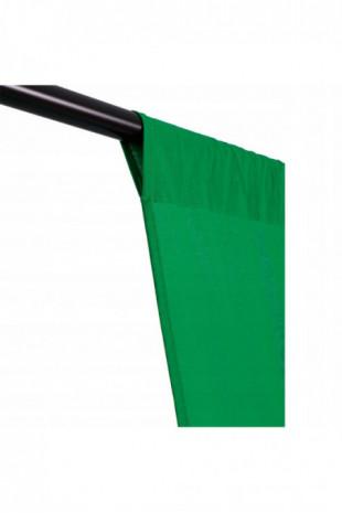 Tło bawełniane zielone...
