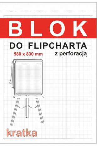 Papier A1 do flipcharta...